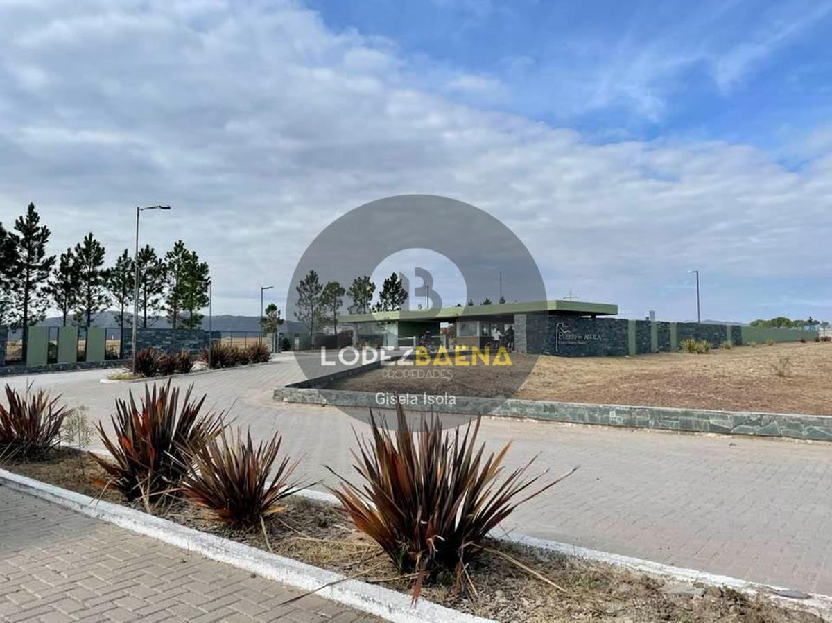 Foto Terreno en Venta en  Potrero De Garay,  Santa Maria  Se Vende lote de 1000m Bª Puerto del Àguila