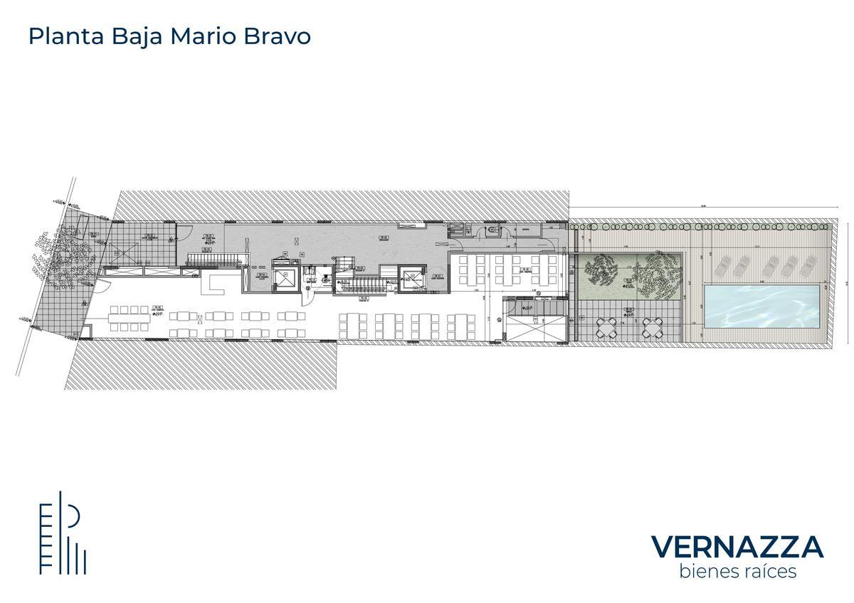 Foto Departamento en Venta en  Botanico,  Palermo  Mario Bravo al 1000