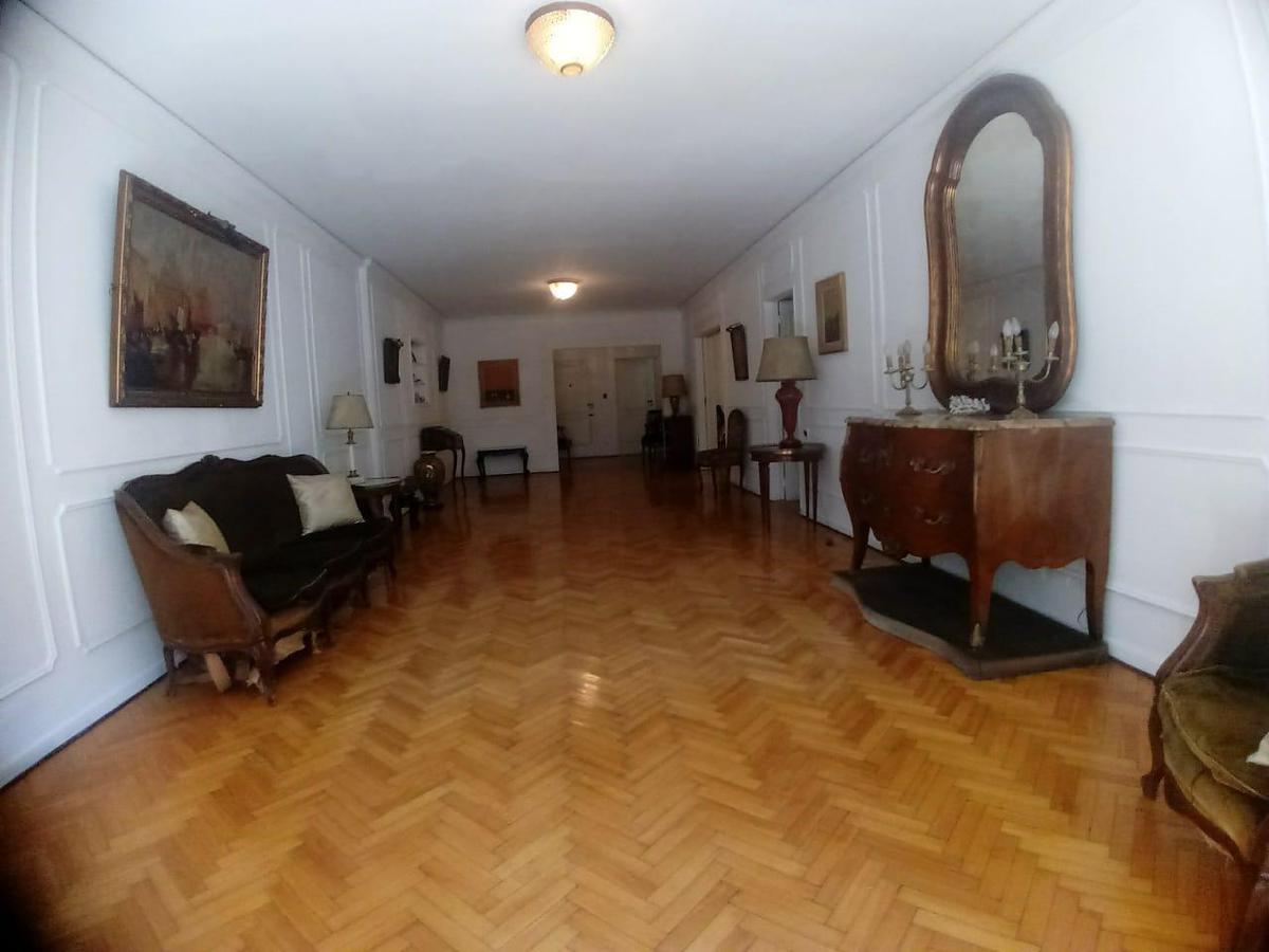 Foto Departamento en Alquiler en  Retiro,  Centro (Capital Federal)  Juncal al 900 semi piso con cochera