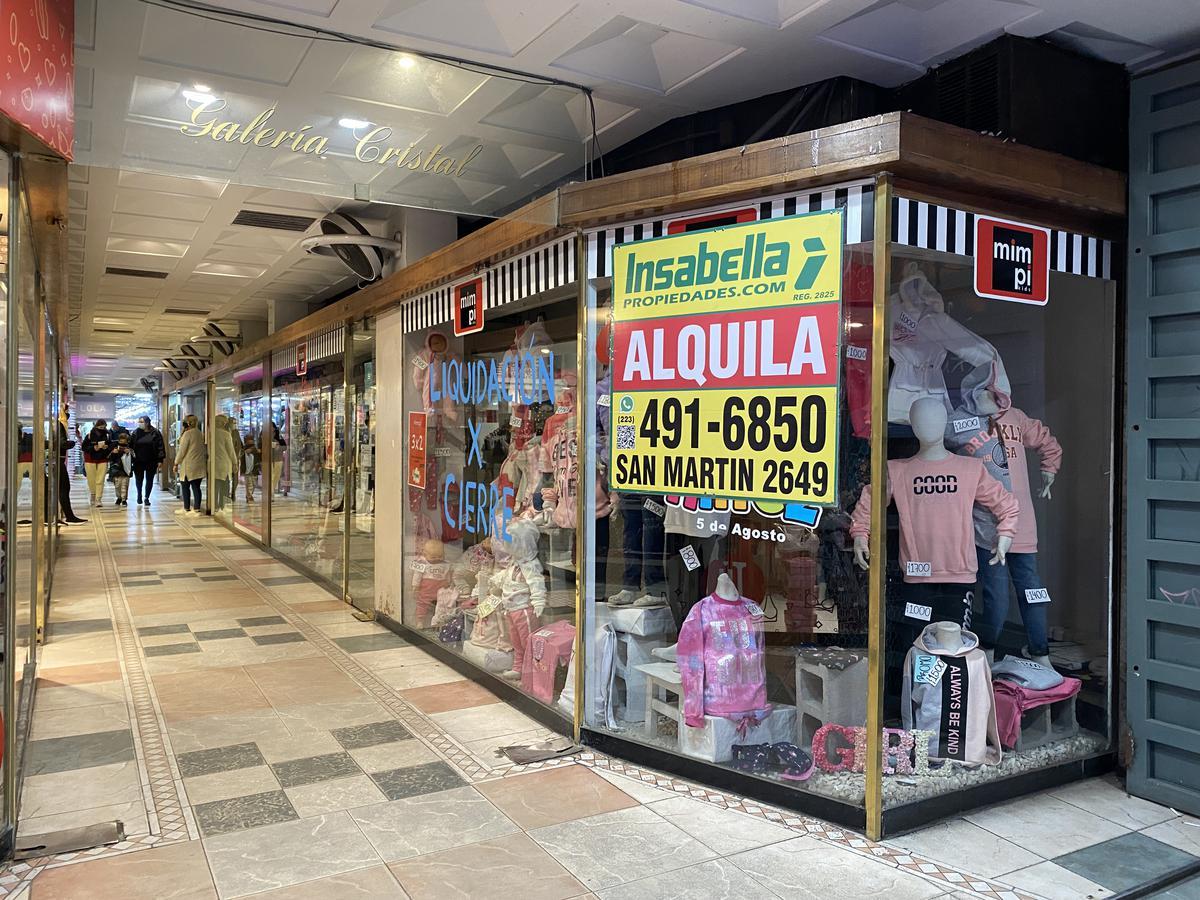 Foto Local en Alquiler en  Centro,  Mar Del Plata  Rivadavia 2349, entre Corrientes y Santa Fe