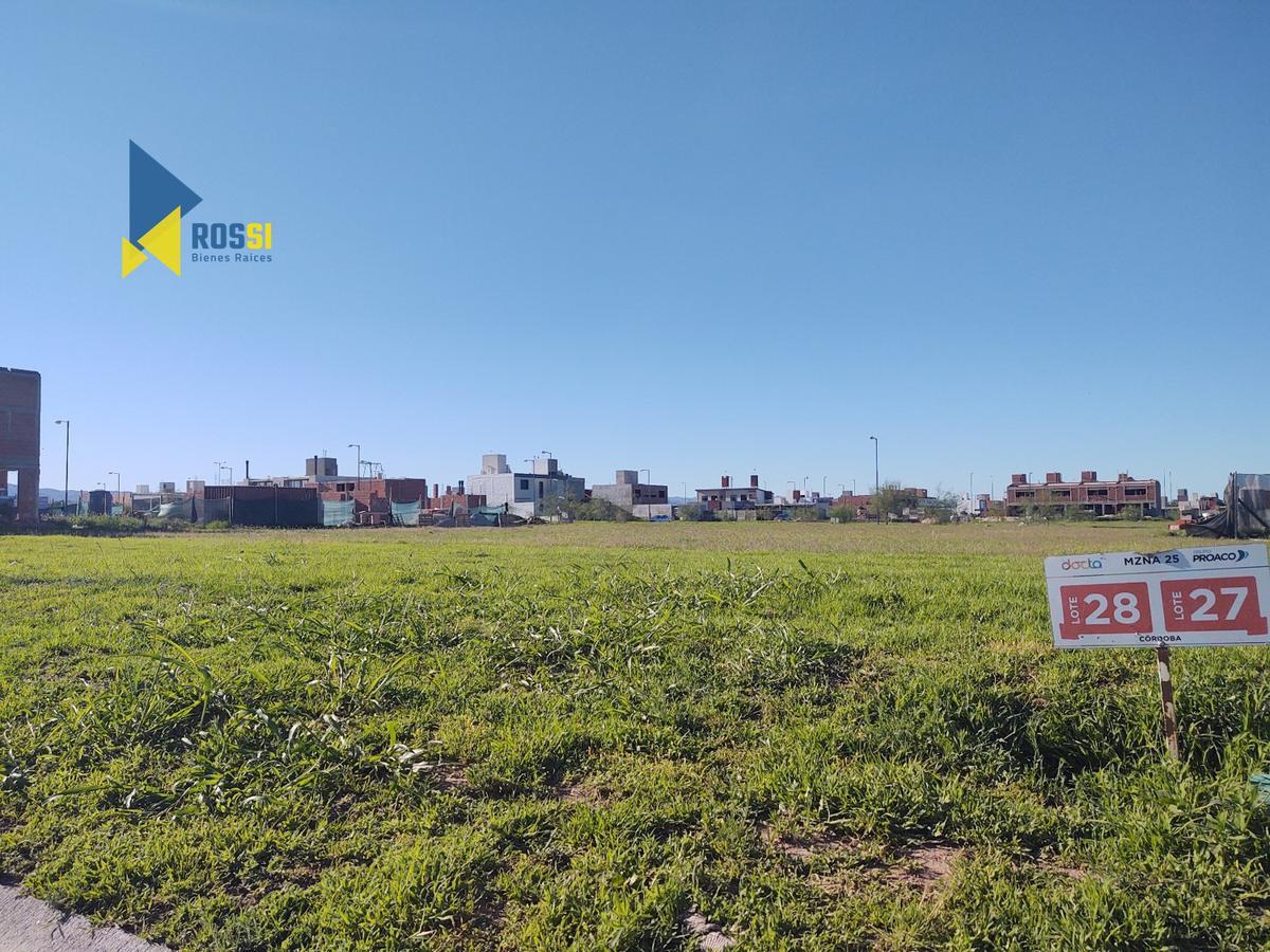 Foto Terreno en Venta en  Docta,  Cordoba Capital  Docta Urbanización Inteligente