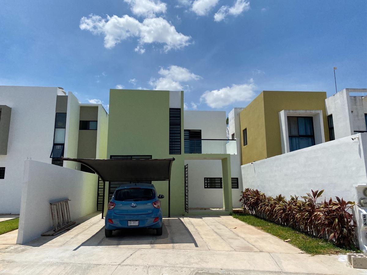 Foto Casa en Renta en  Fraccionamiento Floresta,  Mérida  HERMOSA CASA EN RENTA, EN RESIDENCIAL FLORESTA
