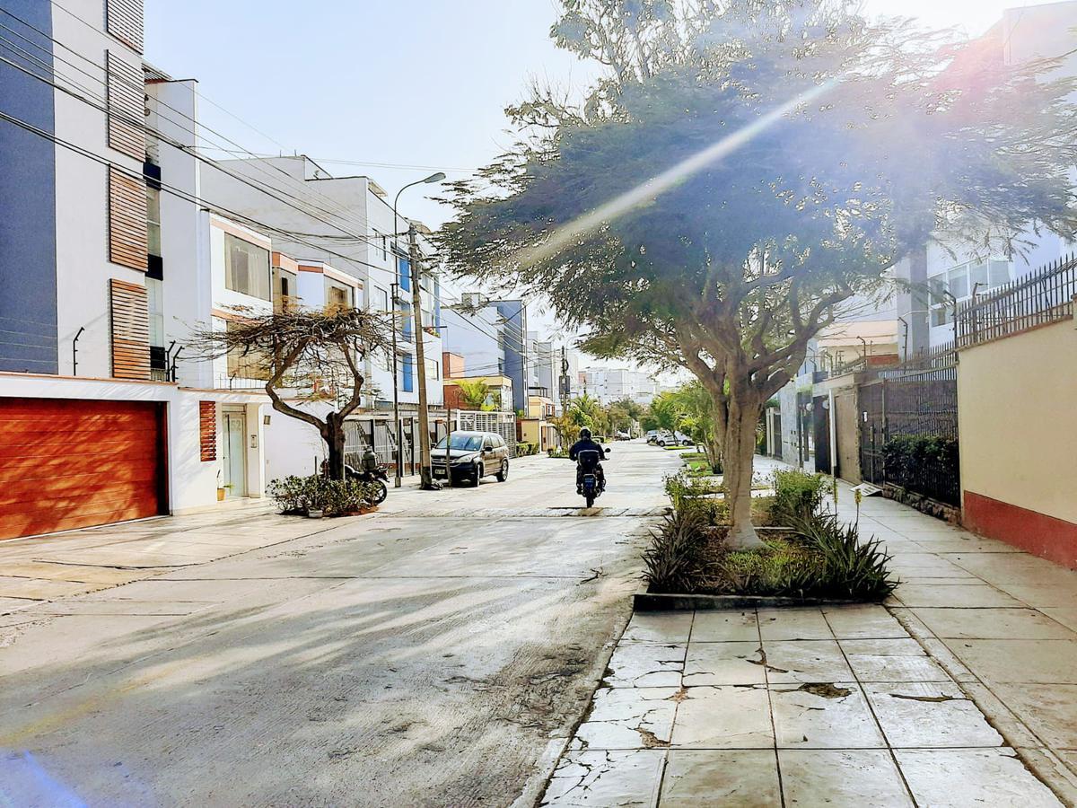 Foto Departamento en Venta en  San Borja,  Lima  Jiron boccioni
