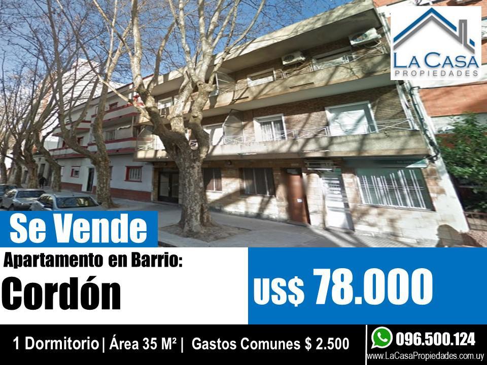 Foto Apartamento en Venta en  Cordón ,  Montevideo  Requena al 1400