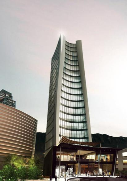 Foto Oficina en Venta en  Residencial San Agustin,  San Pedro Garza Garcia  (AAGM) Moderna torre de oficinas en venta en zona Valle