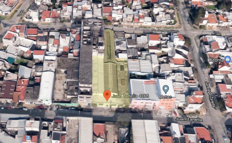 Foto Depósito en Venta en  Caseros,  Tres De Febrero  Juan Zanella al 4200
