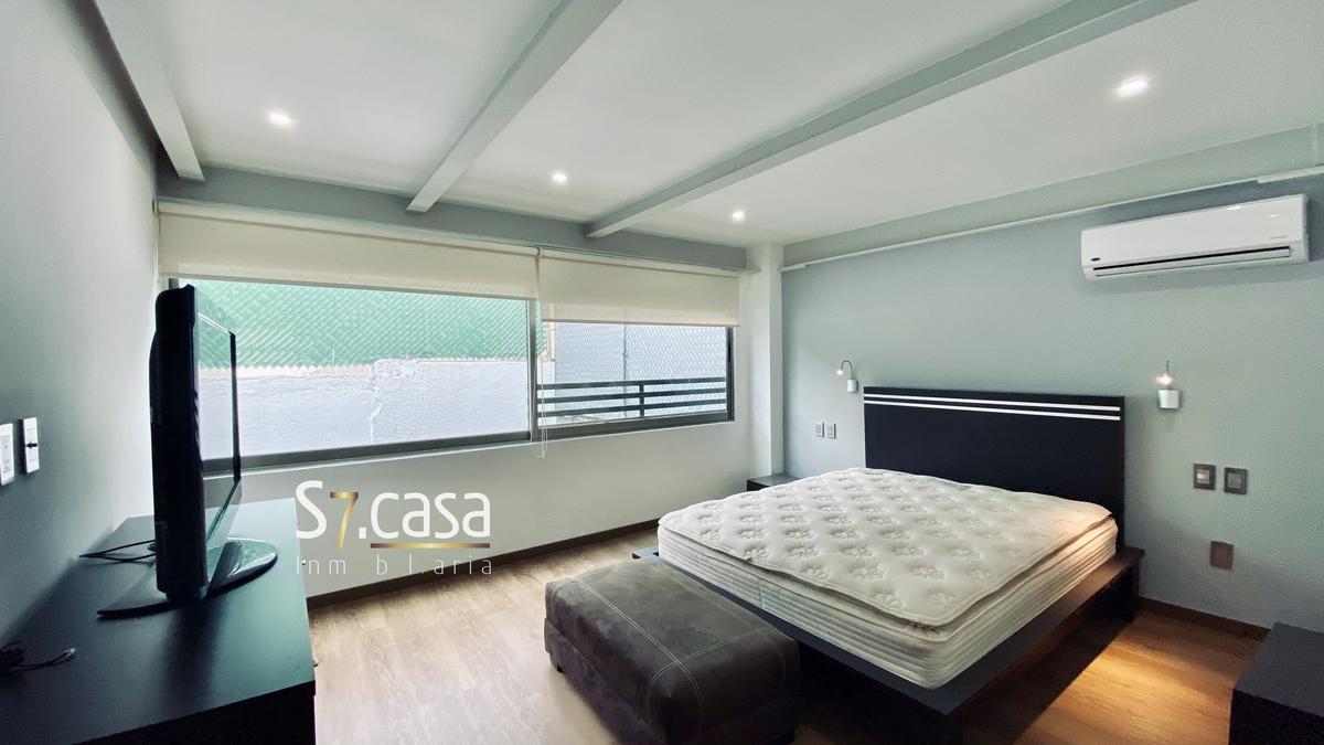 Foto Departamento en Renta en  Polanco,  Miguel Hidalgo  Departamento en renta, Polanco IV, con balcon, cerca de Parque Lincoln