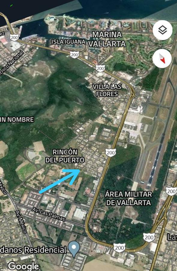 Foto Terreno en Venta |  en  Guadalupe Victoria,  Puerto Vallarta  TERRENO CERCA DE LA CENTRAL