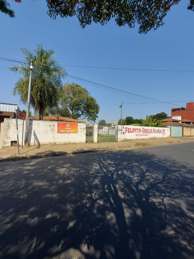 Foto Terreno en Venta en  San Lorenzo ,  Central  San Lorenzo
