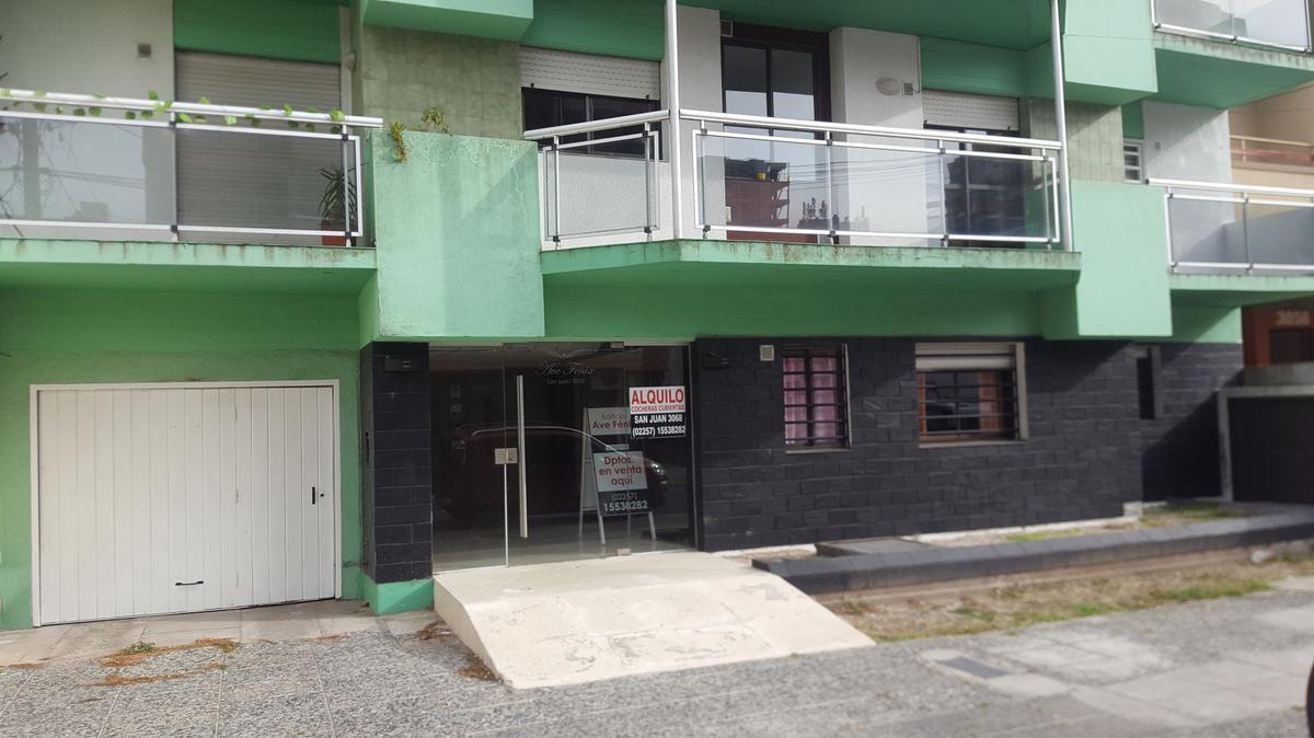 Foto Departamento en Venta en  San Bernardo Del Tuyu ,  Costa Atlantica  San Juan 3068  - 3º A - San Bernardo