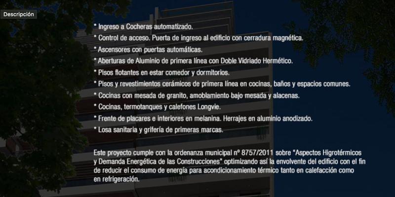 Foto Departamento en Venta en  Centro,  Rosario  Av.Pellegrini 1267