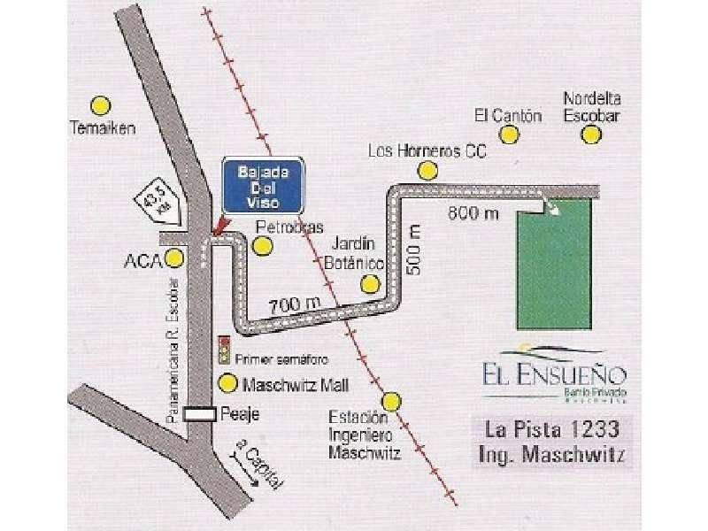 Foto Terreno en Venta en  Ingeniero Maschwitz,  Escobar  Permutas, Oportunidad!La Pista 1223, Ingeniero Maschwitz, Buenos Aires, Lote N° 68, Superficie 801m2.