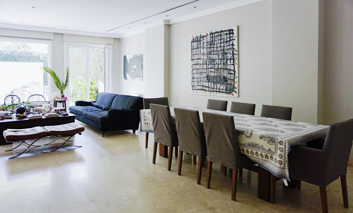 Foto Casa en Alquiler en  Palermo Chico,  Palermo  Mora Fernandez al 2900
