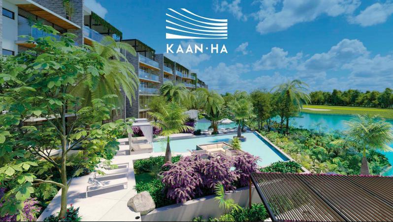 Foto Departamento en Venta en  Tulum ,  Quintana Roo  Departamento en venta | Kaan-ha Bahia Principe Residences Tulum