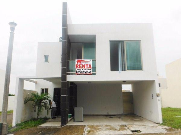 Foto Casa en Renta en  Residencial Lomas Residencial,  Alvarado  Fracc. Lomas Residencial Alvarado, Veracruz. - Casa en renta