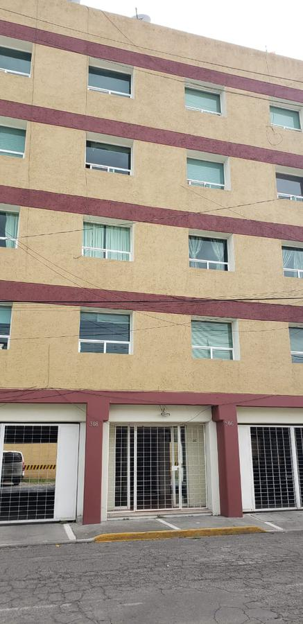 Foto Departamento en Renta en  Santa María de las Rosas,  Toluca  Departamento, Calle Veracruz entre Pino Suarez y heriberto Enriquez ,  Santa Maria de las Rosas