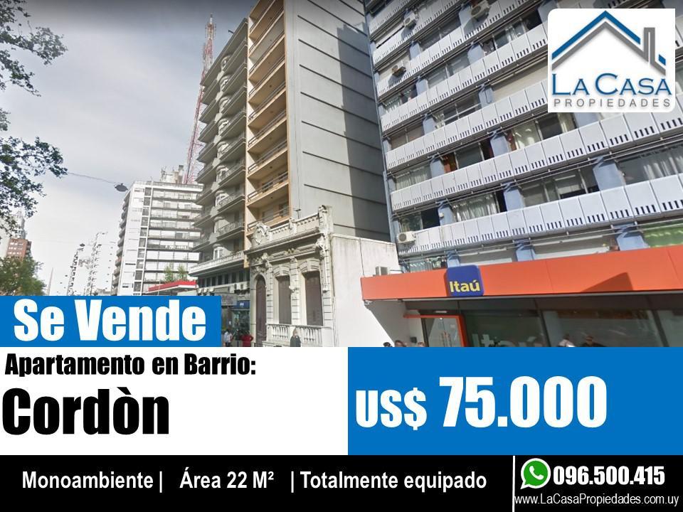 Foto Apartamento en Venta en  Cordón ,  Montevideo  18 de Julio al 2200