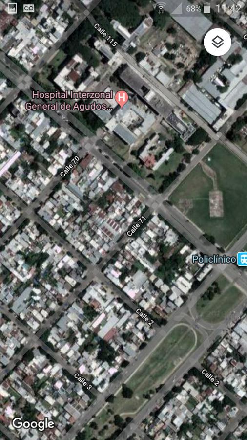 Foto Terreno en Venta en  La Plata ,  G.B.A. Zona Sur  71 1 y 2