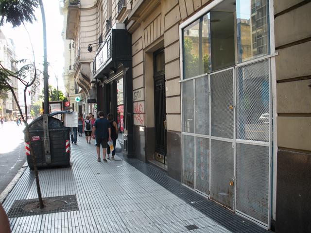 Av. Santa Fe y Talcahuano
