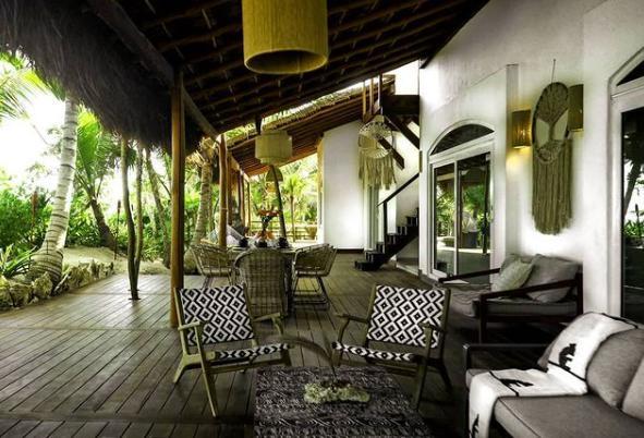 Foto Villa en Renta temporal en  Sian Ka-an,  Tulum  Villa en renta Vacacional