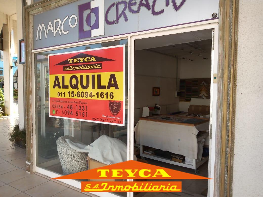 Foto Local en Alquiler en  Centro,  Pinamar  Artes esq.  Av.Libertador
