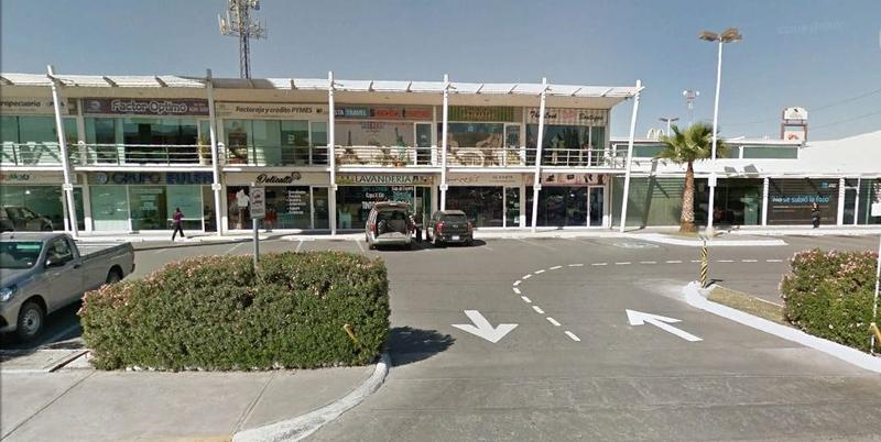 Foto Local en Venta |  en  Guanajuato Oriente,  Saltillo  Plaza Las Palmas