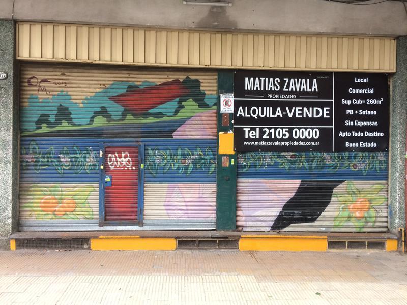 Foto Local en Alquiler en  Palermo ,  Capital Federal  Cabrera al 6000