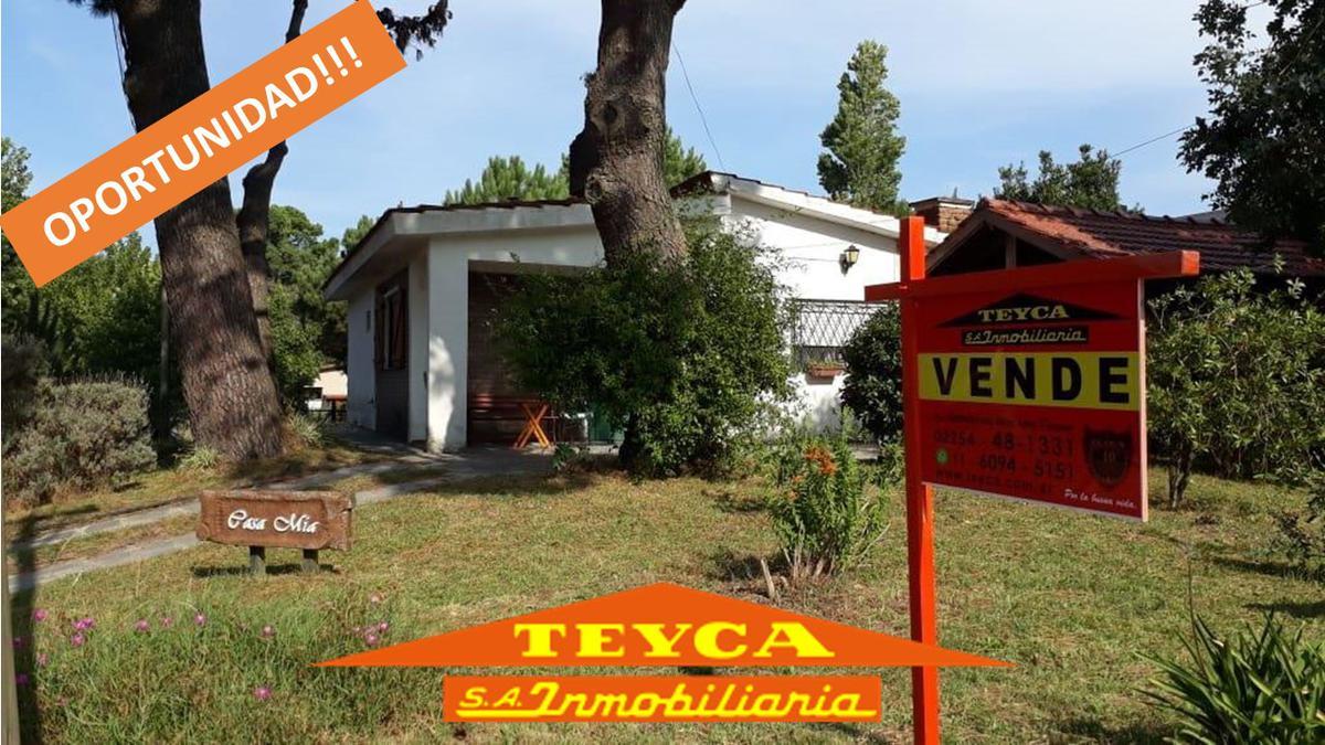 Foto Casa en Venta en  Valeria Del Mar ,  Costa Atlantica  Pinzon nº1325 Esq. Carmen Balandra