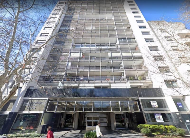 Foto Departamento en Venta en  Centro,  Rosario  Edificio Plus Ultra Departamento 2 Dormitorios Contra frente Pellegrinet