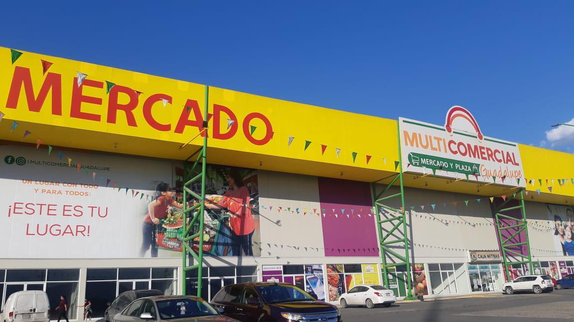 Foto Local en Venta en  Santa Cruz,  Guadalupe  Av. Benito Juarez al 12000