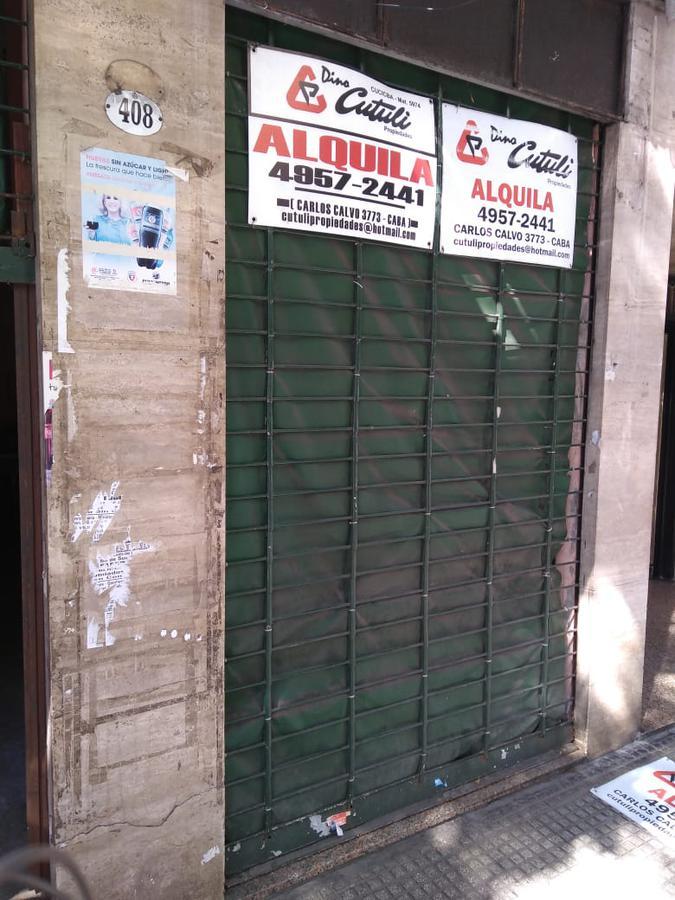 Foto Local en Alquiler en  San Cristobal ,  Capital Federal  Pichincha al 400