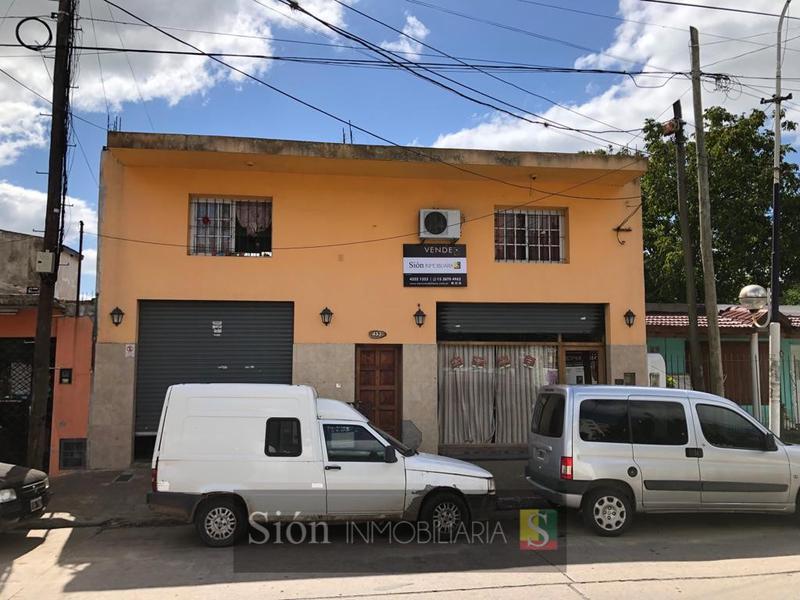 Foto Local en Venta en  Ezeiza ,  G.B.A. Zona Sur  Presidente Peron 453-455