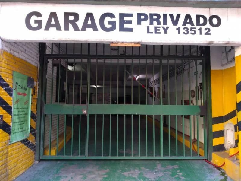 Foto Cochera en Venta en  Barrio Norte ,  Capital Federal  Aguero 2025