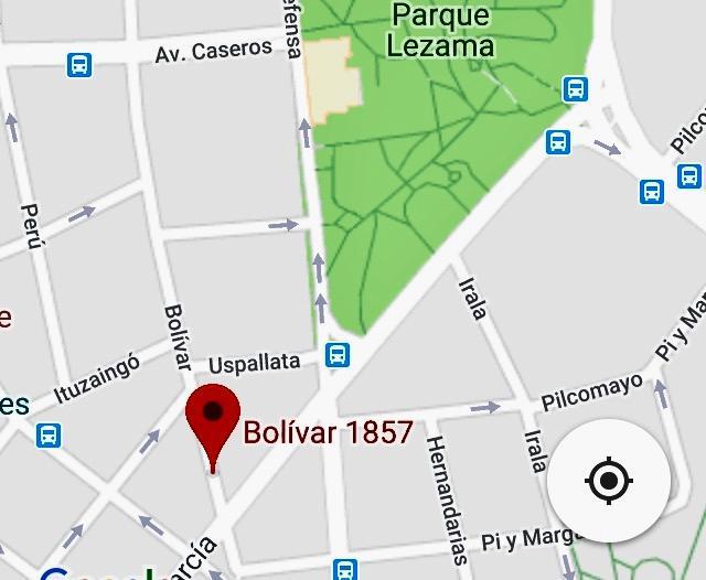 Foto Departamento en Venta en  Barracas ,  Capital Federal  SIMON BOLIVAR 1856