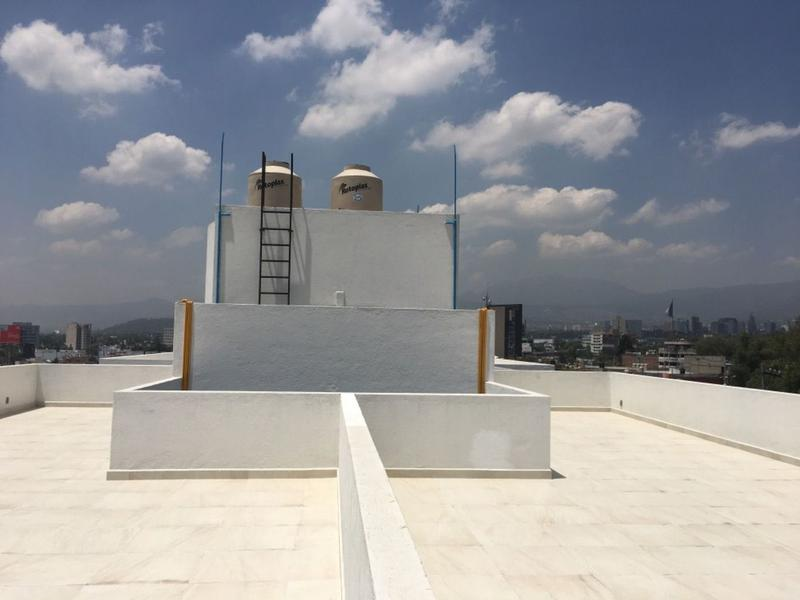 Foto Departamento en Venta en  Progreso Tizapan,  Alvaro Obregón  Progreso