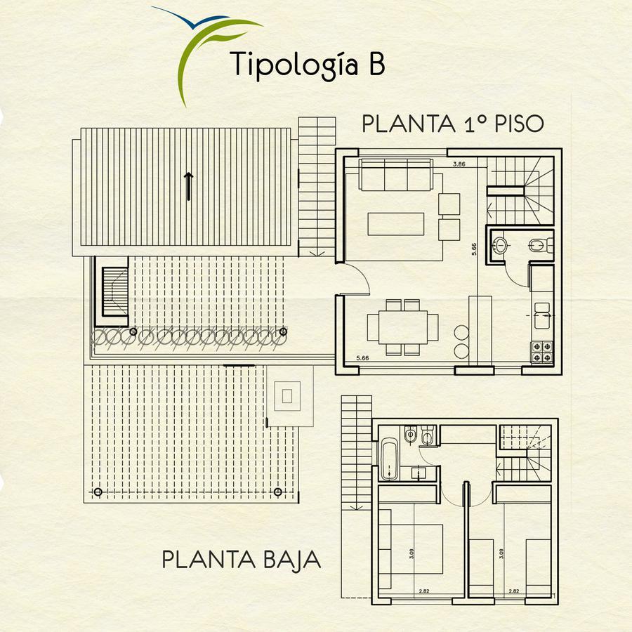 Foto Casa en Venta en  La Pedrera ,  Rocha  Complejo cerrado La Pedrera