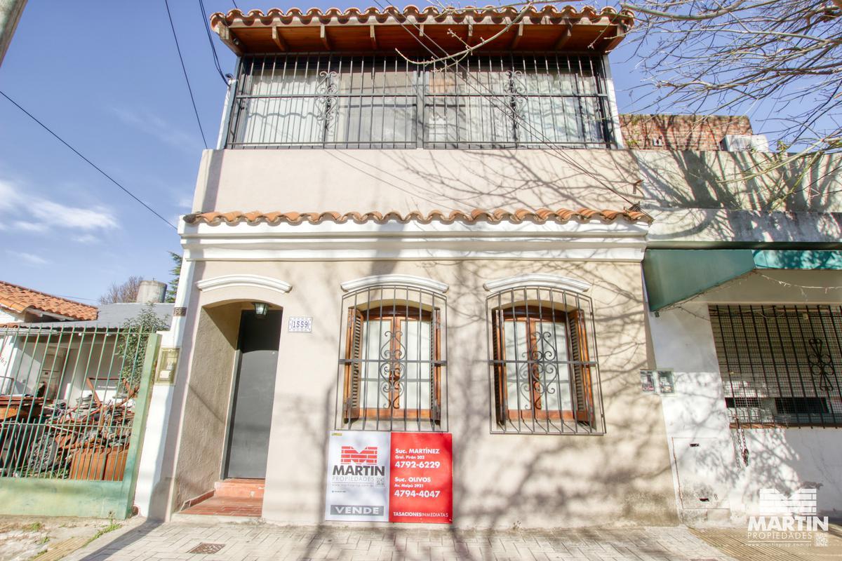 Foto Casa en Venta en  Martinez,  San Isidro  Pringles al 1500