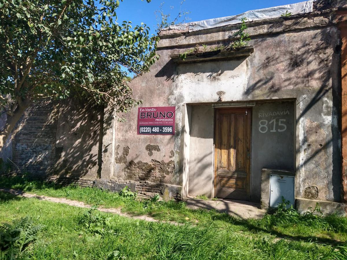 Foto Terreno en Venta |  en  Marcos Paz ,  G.B.A. Zona Oeste  RIVADAVIA al 800