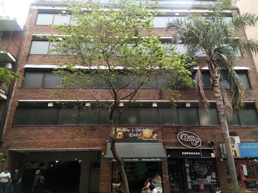 Foto Cochera en Venta en  Belgrano ,  Capital Federal  AMENABAR al 1500