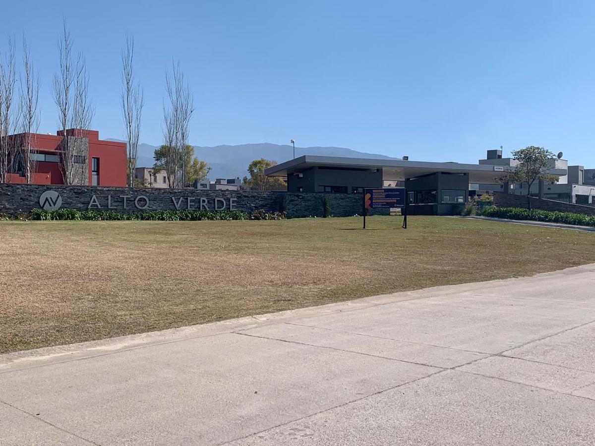 Foto Terreno en Venta en  Cevil Redondo,  Yerba Buena  ALTO VERDE I