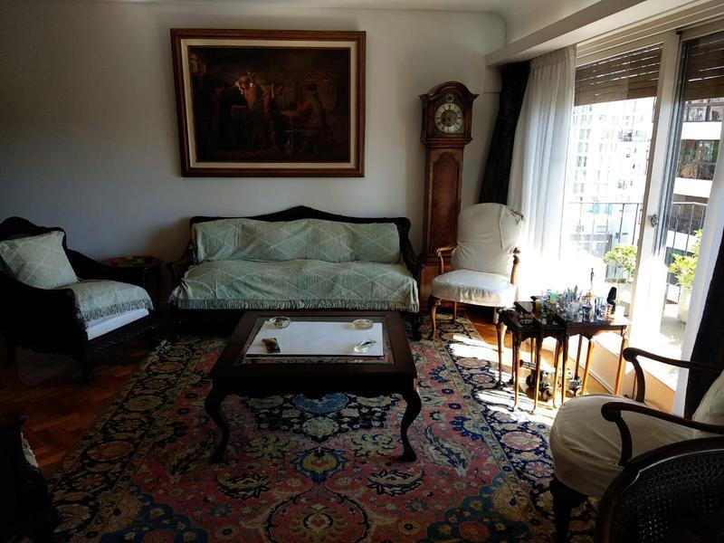 Foto Departamento en Venta en  Belgrano ,  Capital Federal  Semipiso piso alto vista al rio - Luis Maria Campos al 14OO