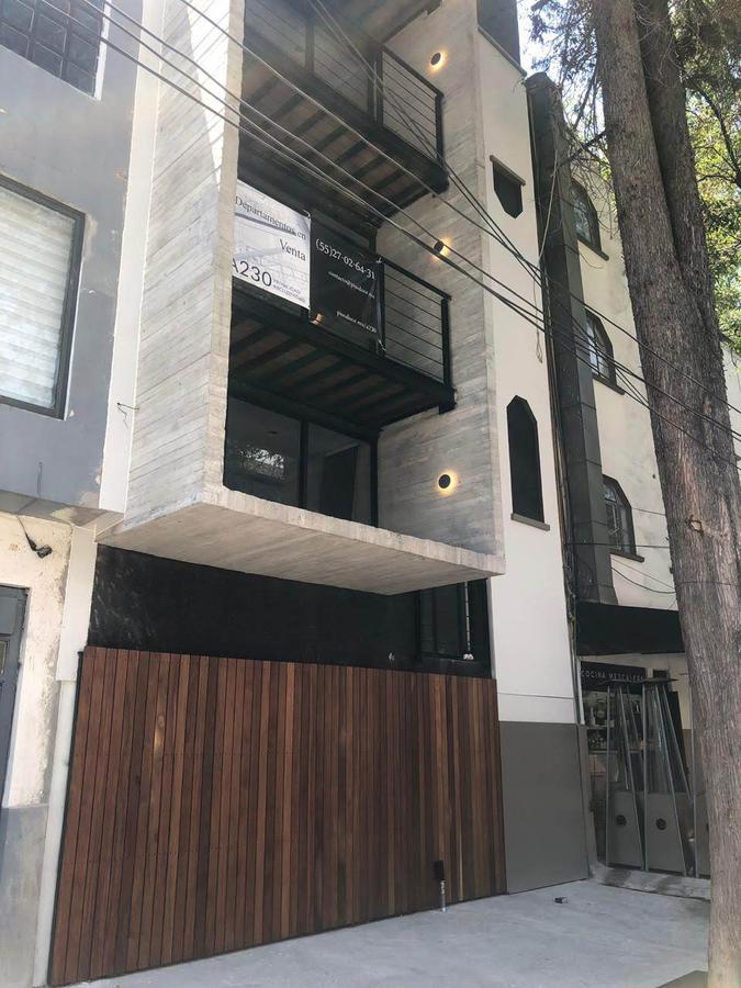 Foto Departamento en Venta en  Hipódromo Condesa,  Cuauhtémoc  Precioso departamento para estrenar!!
