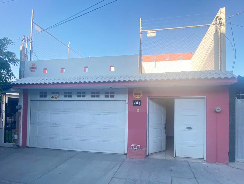 Foto Casa en Venta en  San Luis Potosí ,  San luis Potosí  BONITA CASA EN VENTA EN COL. PROVIDENCIA, SAN LUIS POTOSI