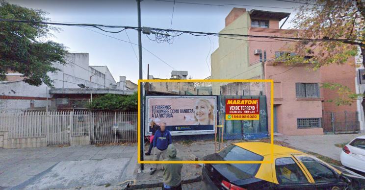 Foto Terreno en Venta en  Almagro ,  Capital Federal  Agrelo al 4000