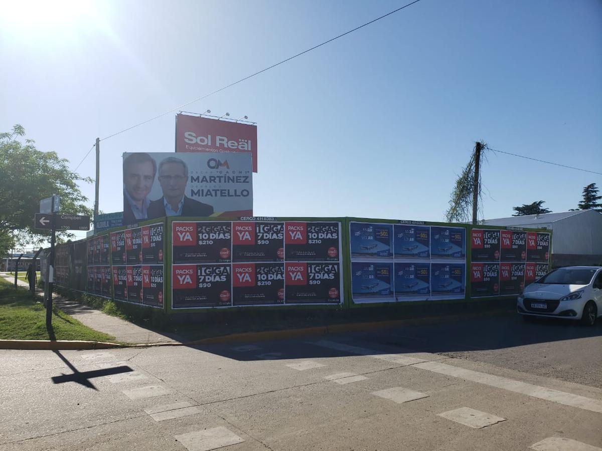 Foto Terreno en Alquiler en  Belgrano,  Rosario  PELLEGRINI Y CAMPBELL
