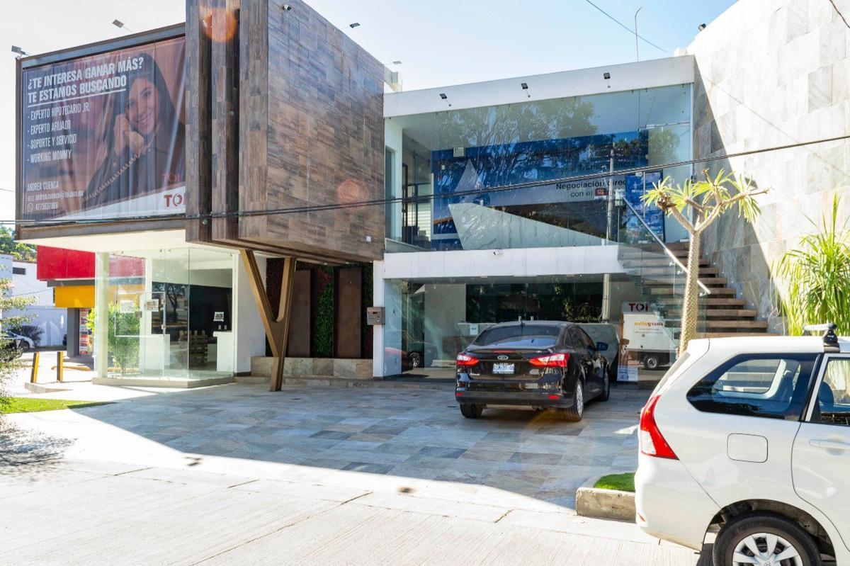 Foto Oficina en Renta en  León Moderno,  León  al 37400