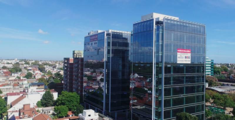 Vicente Lopez - Oficina corporativa 704m2 c/ 19 cocheras