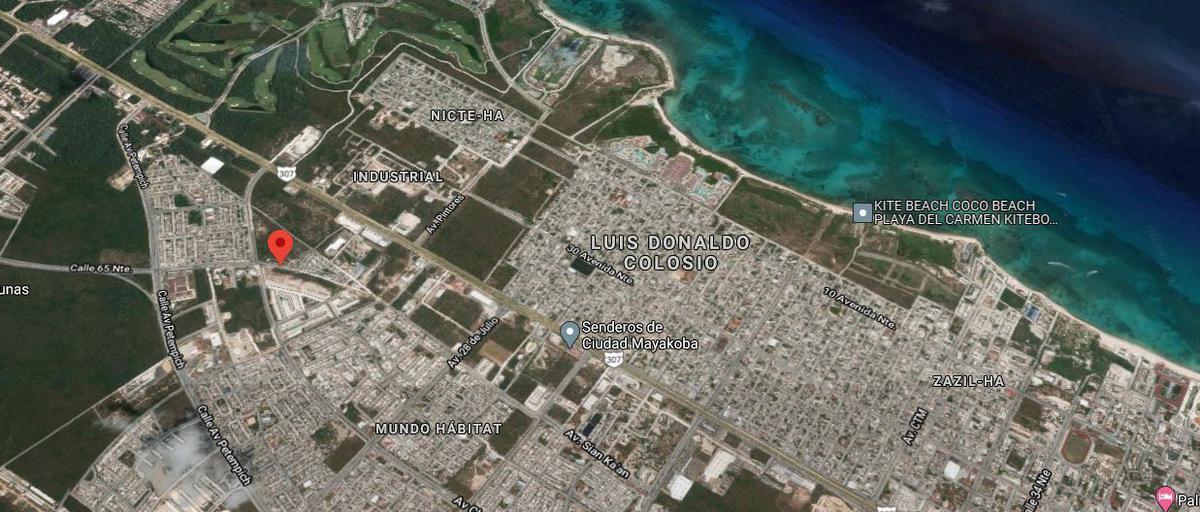 Foto Casa en Venta en  Playa del Carmen,  Solidaridad  REMATE BANCARIO EN PLAYA DEL CARMEN - RESIDENCIAL PARAISO OASIS