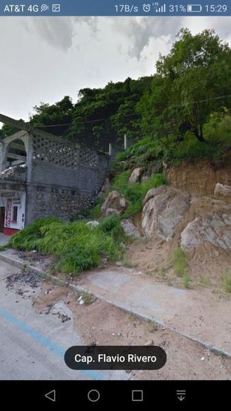 Foto Terreno en Venta en  Alta Icacos,  Acapulco de Juárez  Terreno alta Costa Azul