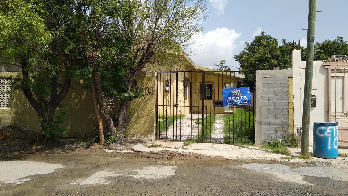 Foto Casa en Renta en  Antonio J Bermúdez,  Reynosa  Antonio J Bermúdez